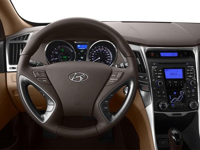 2013 Hyundai Sonata Hybrid Limited In Oklahoma City, OK   Joe Cooper Ford  Of Edmond