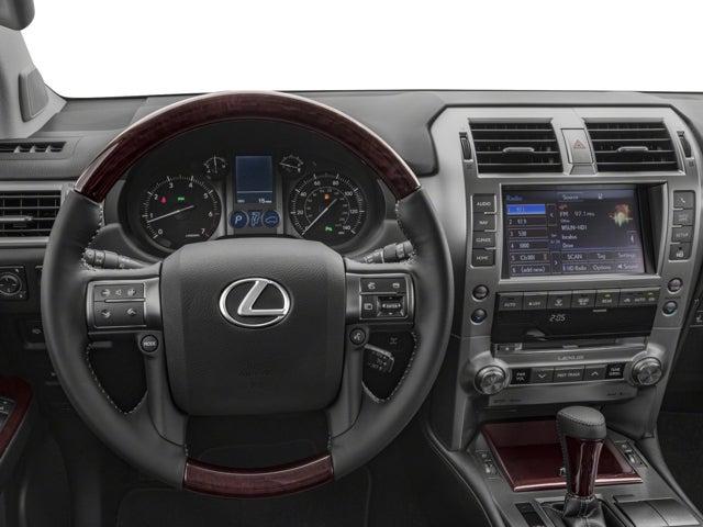 2017 gx 460 luxury
