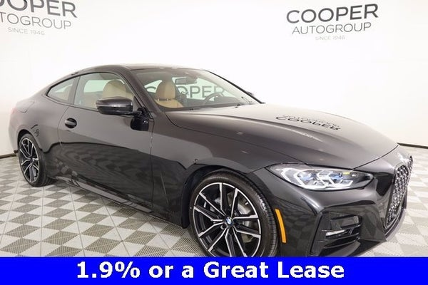 2021 Bmw 4 Series 430i Coupe Loaner In Oklahoma City Ok Oklahoma City Bmw 4 Series Joe Cooper Ford Of Edmond