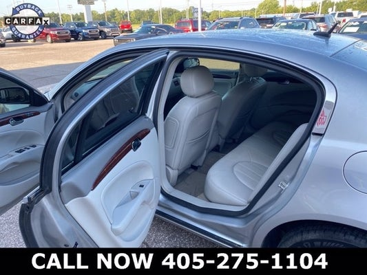 2007 Buick Lucerne V6 Cxl In Oklahoma City Ok Oklahoma City Buick Lucerne Joe Cooper Ford Of Edmond