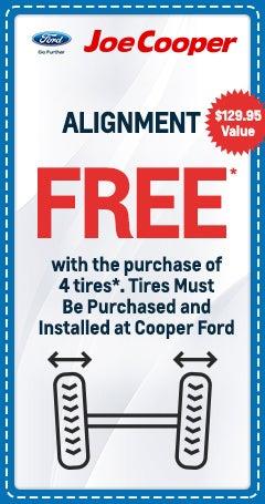 Joe Cooper Ford Edmond >> Ford Service Specials Oklahoma City, OK | Ford Parts ...